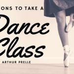 Arthur Prelle Dance Class
