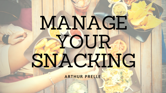 Arthur Prelle manage your snackiing